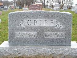 Edward M Cripe