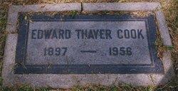 Edward Thayer Cook, II
