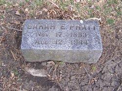 Sarah Elizabeth <i>Bartlett</i> Pratt