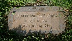Delbert Franklin Jones