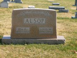 Ida <i>Odell</i> Alsop