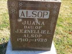 Juana Marie Alsop