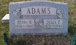 Della F. <i>Crawford</i> Adams