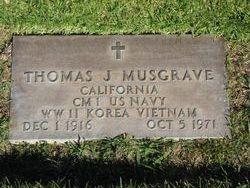 Thomas James Musgrave