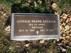 Donald Frank Kulczar