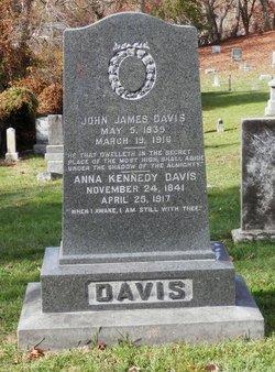 John James Davis