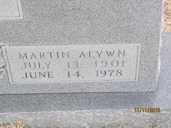 Martin Alwyn Adams