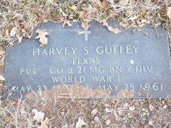 Harvey Stanley Gulley