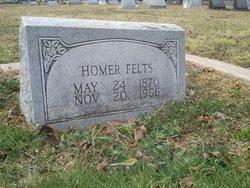 Homer Felts