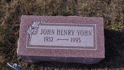 John Henry Yohn