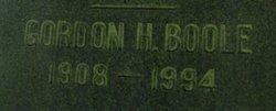 Gordon Hamlet Bud Boole
