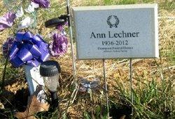 Anneliese Emilie Ann <i>Schmidt</i> Lechner