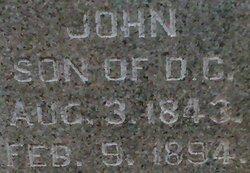 Pvt John Allen