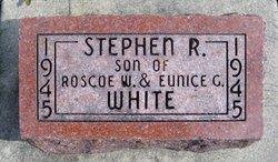 Stephen Roscoe White