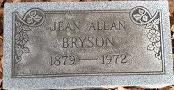 Jean A. Jeanie <i>Allan</i> Bryson