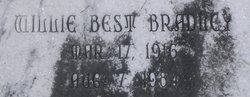 Willie Best Bradley