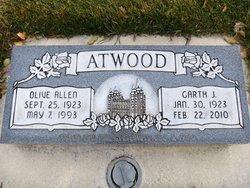 Olive <i>Allen</i> Atwood