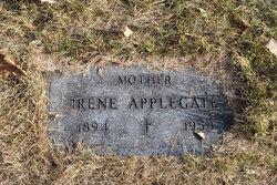 Irene <i>Thompson</i> Applegate