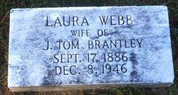 Laura <i>Webb</i> Brantley