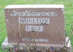 Miriam Millie <i>Moulton</i> Cole