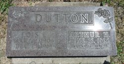 Arthur H Dutton