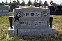 Ambrose Alois Andy Heurung