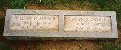 Ritha Eva Grammie <i>Bernard</i> Snyder