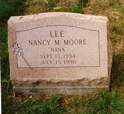 Nancy Marlyn <i>Lee</i> Moore