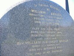 William Barker