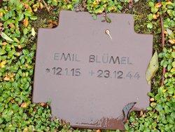 Emil Blumel