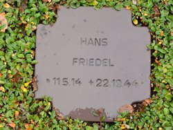 Hans Friedel