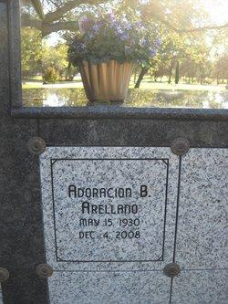 Adoracion B. Arellano