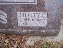 Shirley <i>Prom</i> Conrad