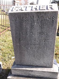 James M. Adams