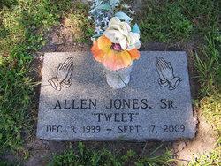 Allen Tweet Jones, Sr