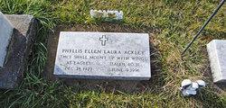 Phyllis Ellen Laura <i>Dasher</i> Ackley