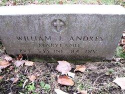 William J Andres