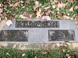 Harry Walter Atkinson, Sr