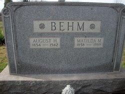 Augustus Herman Behm