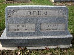 Ruth Elvena <i>Walker</i> Behm