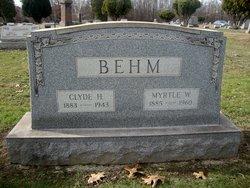 Clyde H Behm