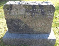 Amey <i>Capen</i> Bennett
