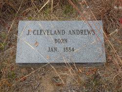 J. Cleveland Andrews