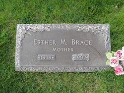 Esther Mae <i>Hudson</i> Brace