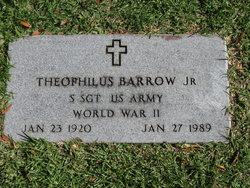 Theophilus Barrow, Jr
