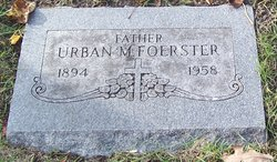 Urban Michael Foerster