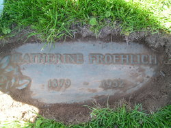 Katherine <i>Grah</i> Froehlich