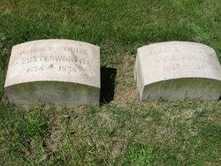 Harriet Newell <i>White</i> Butterworth