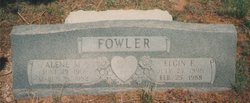 Alene Myrth <i>Parker</i> Fowler