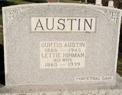 Lettie <i>Hinman</i> Austin